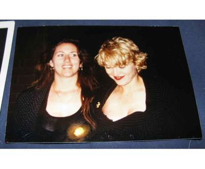 MEL AND MADONNA