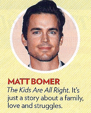 Matt Bomer of White Collar?who's said to be gay and raising children with ...