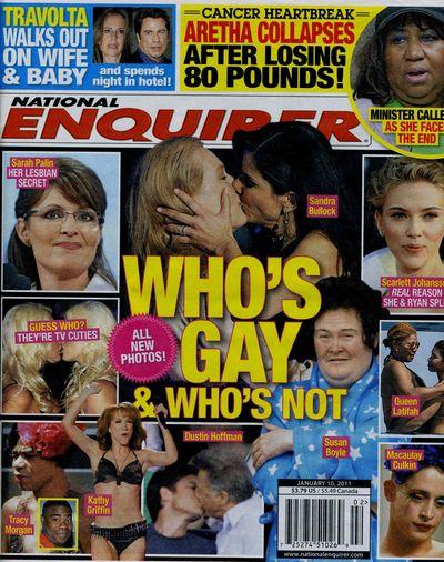 sarah palin lesbian