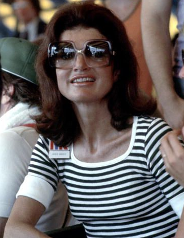 Jackie O Stripes