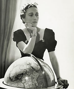 Wallis Simpson alexandre de paris