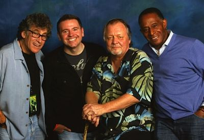 Starsky Hutch Paul Michael Glaser David Soul Antonio Fargas