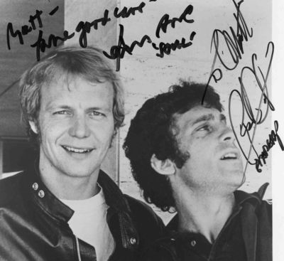 Paul Michael Glaser David Soul Starsky Hutch