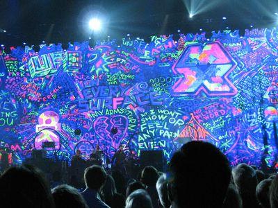 Jon Stewart Amnesty International Secret Policeman's Ball Coldplay speech