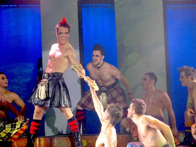 Broadway bares pied piper IMG_0598