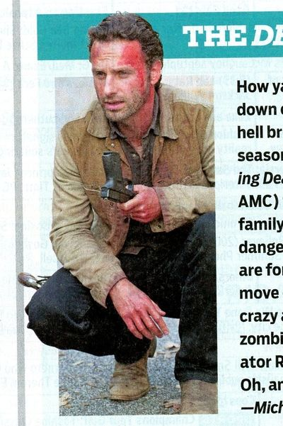 Walking Dead TV Guide