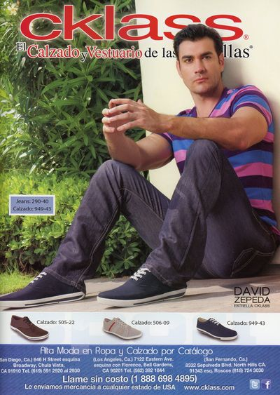 Gay david zepeda ad
