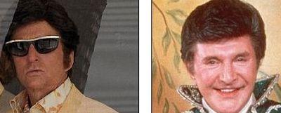 Michael Douglas as Liberace