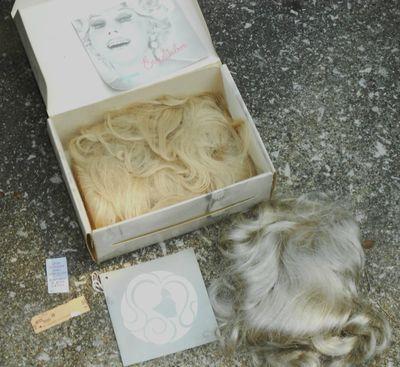 Eva Gabor wig