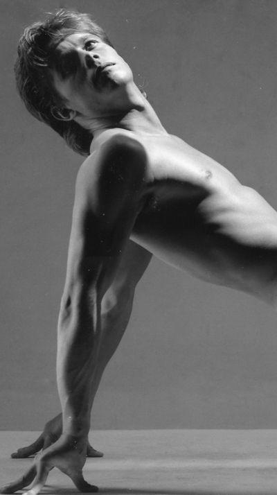 Chris Atkins shirtless