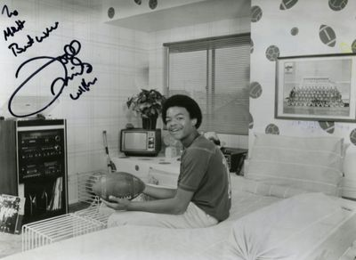 Todd Bridges autograph