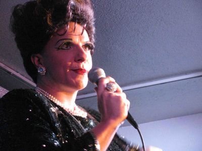 Judy Garland Peter Mac impersonator 3 1