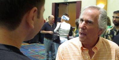 Henry Winkler meeting