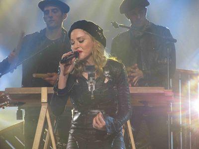 Masterpiece MDNA Tour Madonna Matthew Rettenmund
