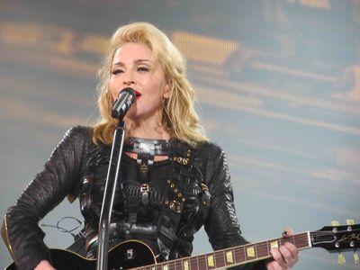 Turn Up the Radio Madonna Matthew Rettenmund MDNA