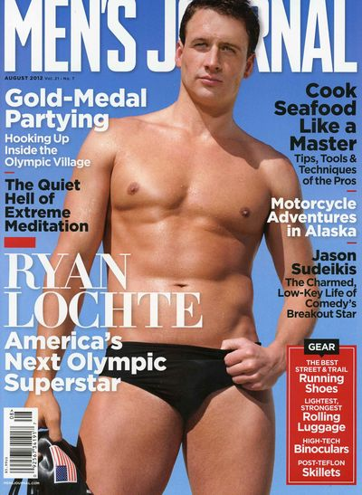 Ryan Lochte Mens Journal