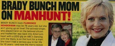 Florence Henderson Manhunt