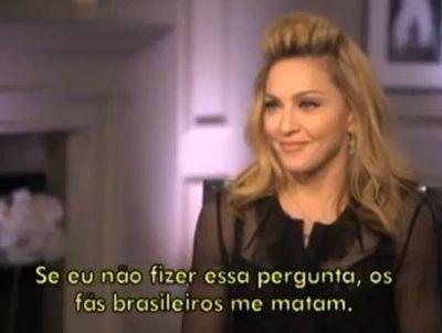 Madonna MDNA Brazil