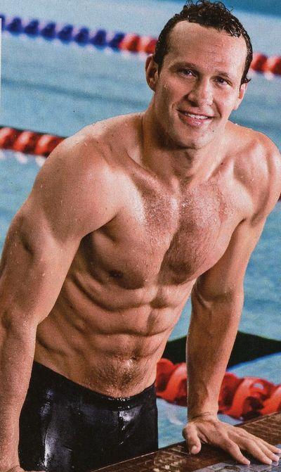 Olympics Brendan Hansen