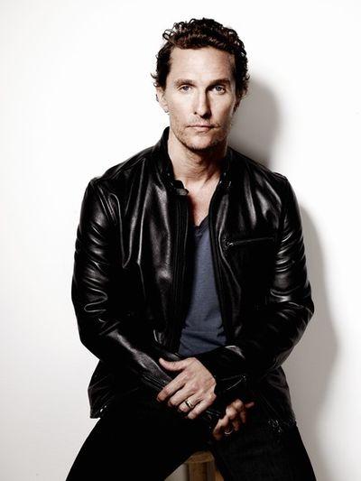 McConaughey Nylon