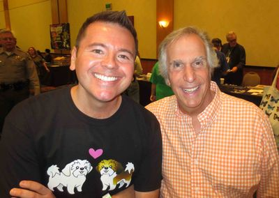 Henry Winkler Matthew Rettenmund Happy Days