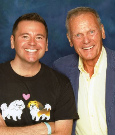 Tab Hunter Matthew Rettenmund posed