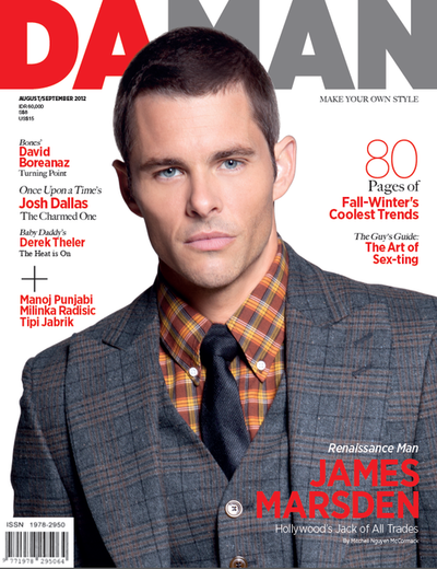 James Marsden Da Man