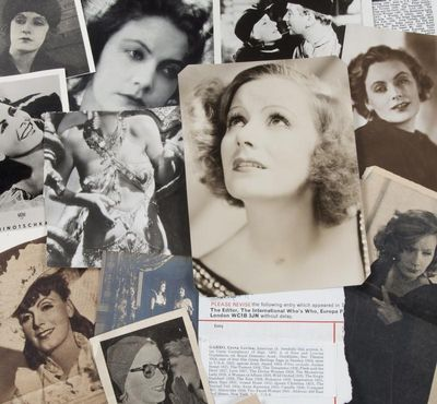 Greta Garbo auctionlot105721