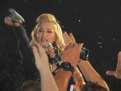 Girl Gone Wild Madonna tour MDNA