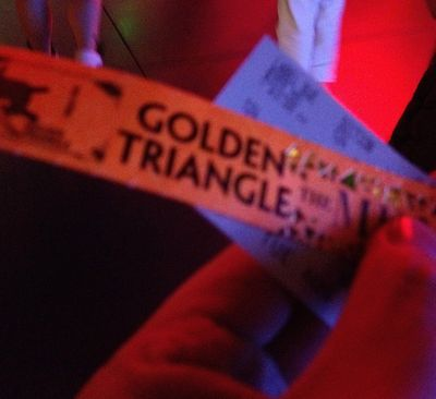 Madonna Golden Triangle MDNA