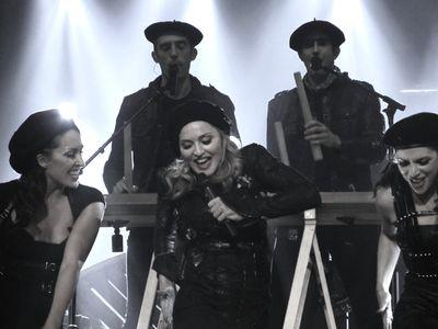 Open Your Heart Madonna MDNA tour Matthew Rettenmund