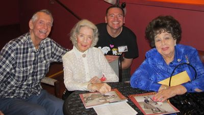 Me Marsha Hunt Jane Withers Carleton Carpenter Matthew Rettenmund
