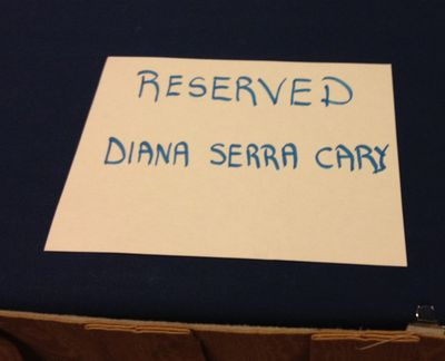Silent star Diana Serra Cary Baby Peggy