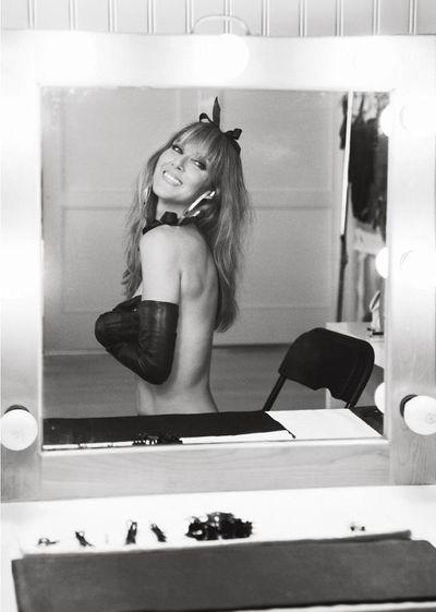 Sebastian Feena Celine Dion for V topless