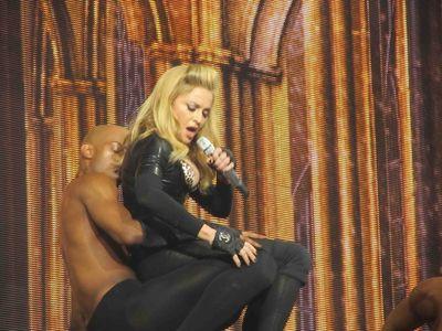 Girl Gone Wild Madonna MDNA tour Girl G