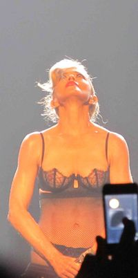 Like a VIrgin Madonna MDNA Tour Matthew Rettenmund