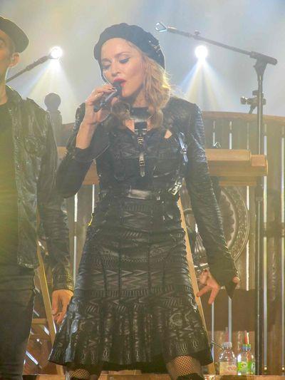 Masterpiece MDNA Tour Madonna Rettenmund