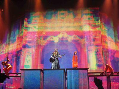 Ima sinner madonna MDNA Tour Matthew Rettenmund
