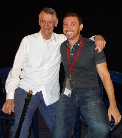Carleton Carpenter with Bryan Cooper