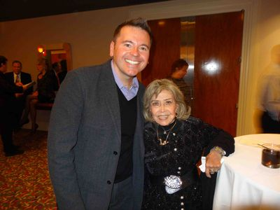 June Foray Matthew Rettenmund