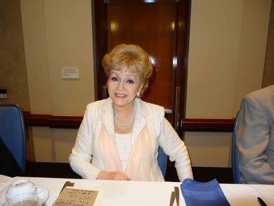 Debbie Reynolds by Matthew Rettenmund
