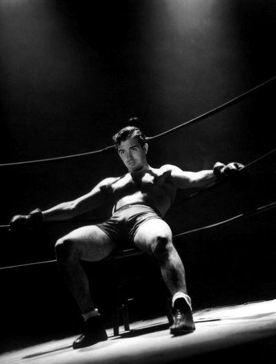 John Payne boxer