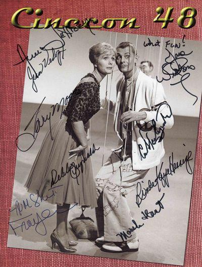 CINECON autographs