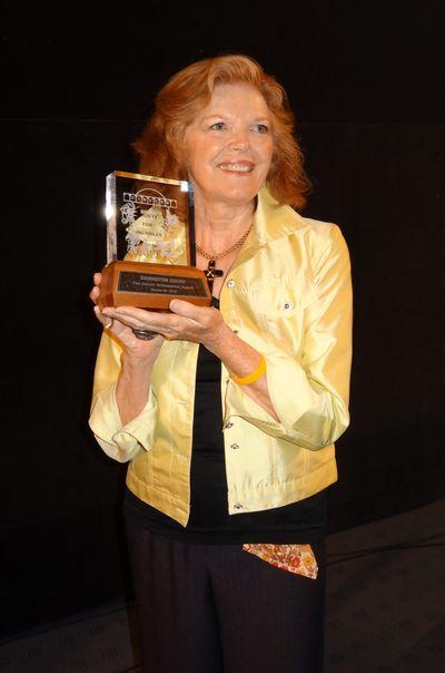 Samantha Eggar award