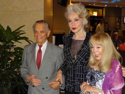 Tommy Cook Julie Newmar Terry Moore