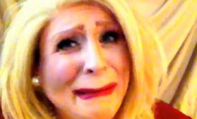 Ann Romney drag queen Mimi Imfurst