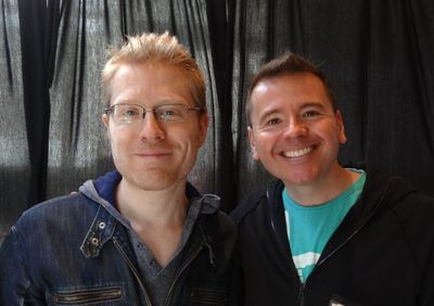 Anthony Rapp Matthew Rettenmund